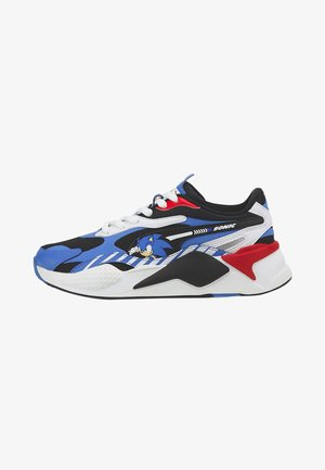 PUMA PUMA X SEGA RS-X³ SONIC YOUTH TRAINERS UNISEX - Trainers - palace blue-high risk red