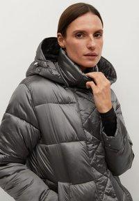 Mango - OPERA - Winter jacket - marron moyen - 3