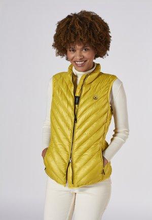 SOLARBALL - Waistcoat - yellow