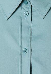 Esprit Collection - BLOUSE - Košile - dark turquoise - 2