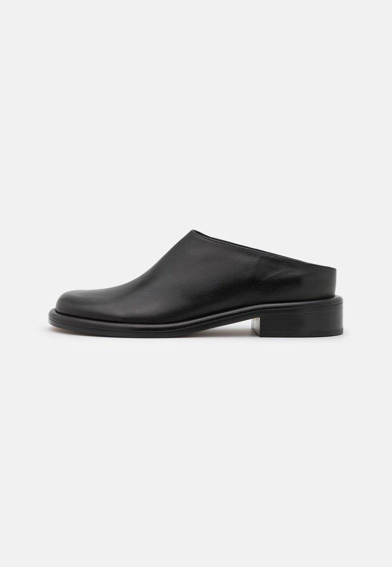 Proenza Schouler - PIPE FLAT MULE - Mules - black
