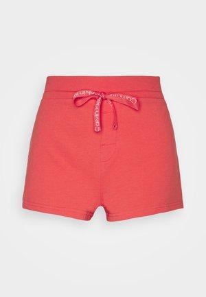 SLEEP SHORT - Pantaloni del pigiama - punch pink
