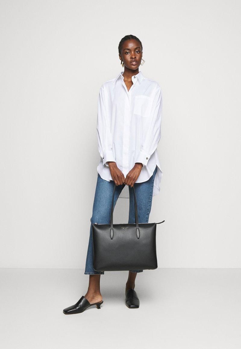 kate spade new york - ZIP TOTE - Tote bag - black