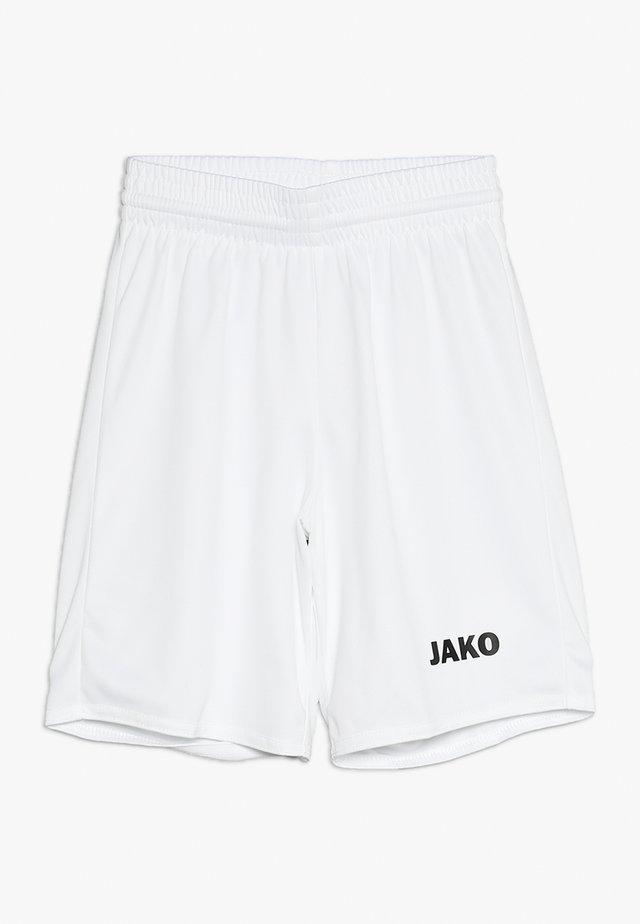 MANCHESTER 2.0 - Sports shorts - weiß