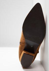 Cream - Ankelboots - bronzed - 6