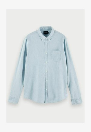 REGULAR FIT - Shirt - bleached indigo