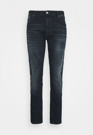 SCANTON SLIM - Jeans slim fit - CORNELL BLUE BLACK STRETCH