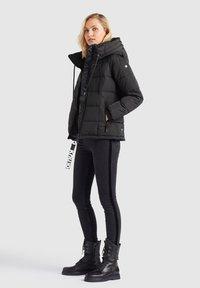 khujo - LILENA - Winter jacket - schwarz - 3