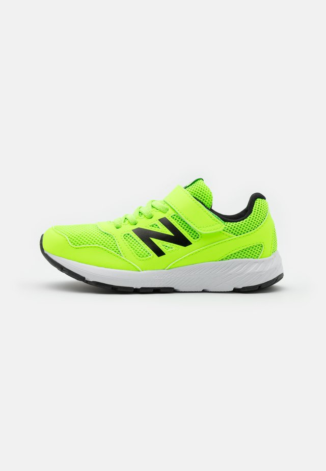 Neutral running shoes - lime