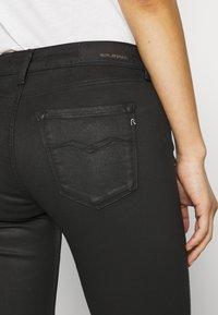 Replay - NEW LUZ - Jeans Skinny Fit - black - 5