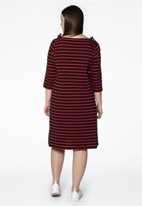 Yoek - Day dress - red - 1