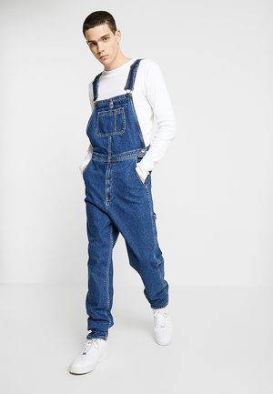 DUNGAREES - Dungarees - blue