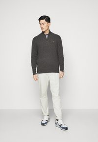 Polo Ralph Lauren - Jumper - dark charcoal hea