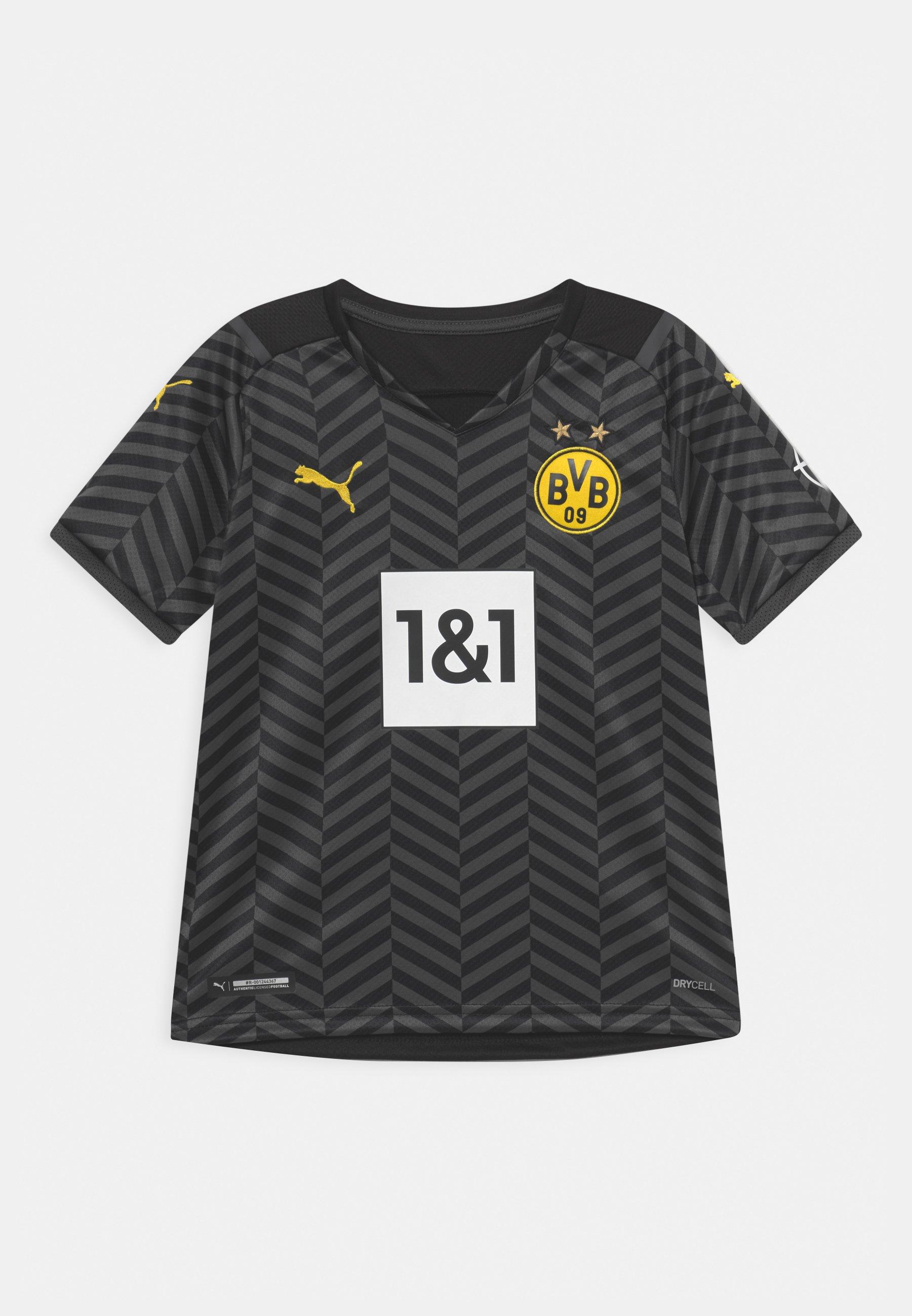 Kids BVB BORUSSIA DORTMUND AWAY REPLICA SPONSOR UNISEX - Club wear
