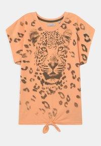 Lemon Beret - TEEN GIRLS - Print T-shirt - prairie sunset - 0
