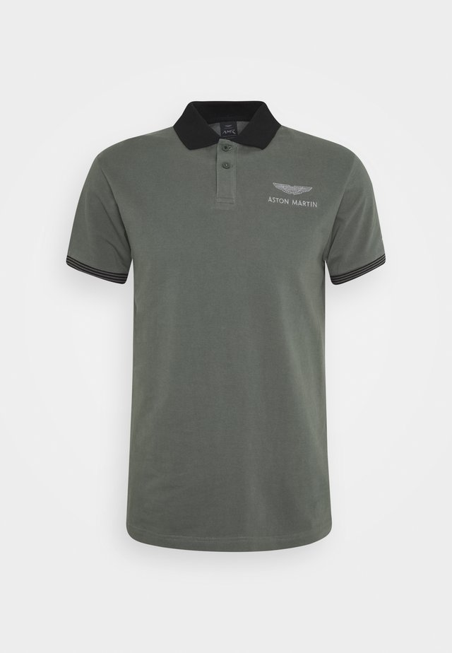 Poloshirts - racing green