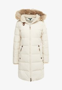 Lauren Ralph Lauren - HAND TRIM  - Down coat - moda cream - 5
