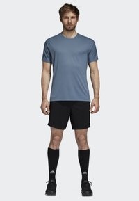 adidas Performance - TERREX TRAIL  - Pantalón corto de deporte - black - 1