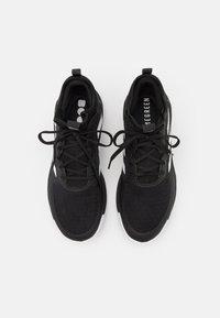 adidas Performance - CRAZYFLIGHT MID - Lentopallokengät - core black/footwear white/core black - 3