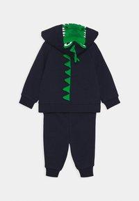Converse - CREATURE HOODIE SET - Zip-up hoodie - obsidian - 1
