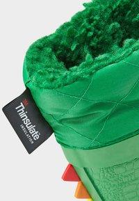 Next - CROCODILE - Bottes en caoutchouc - green - 3