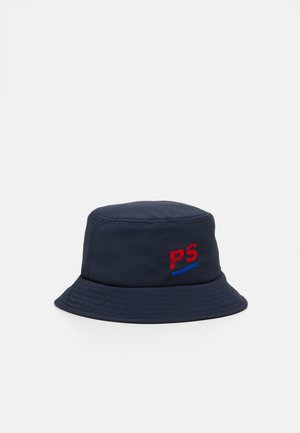 EXCLUSIVE BUCKET HAT UNISEX - Sombrero - navy