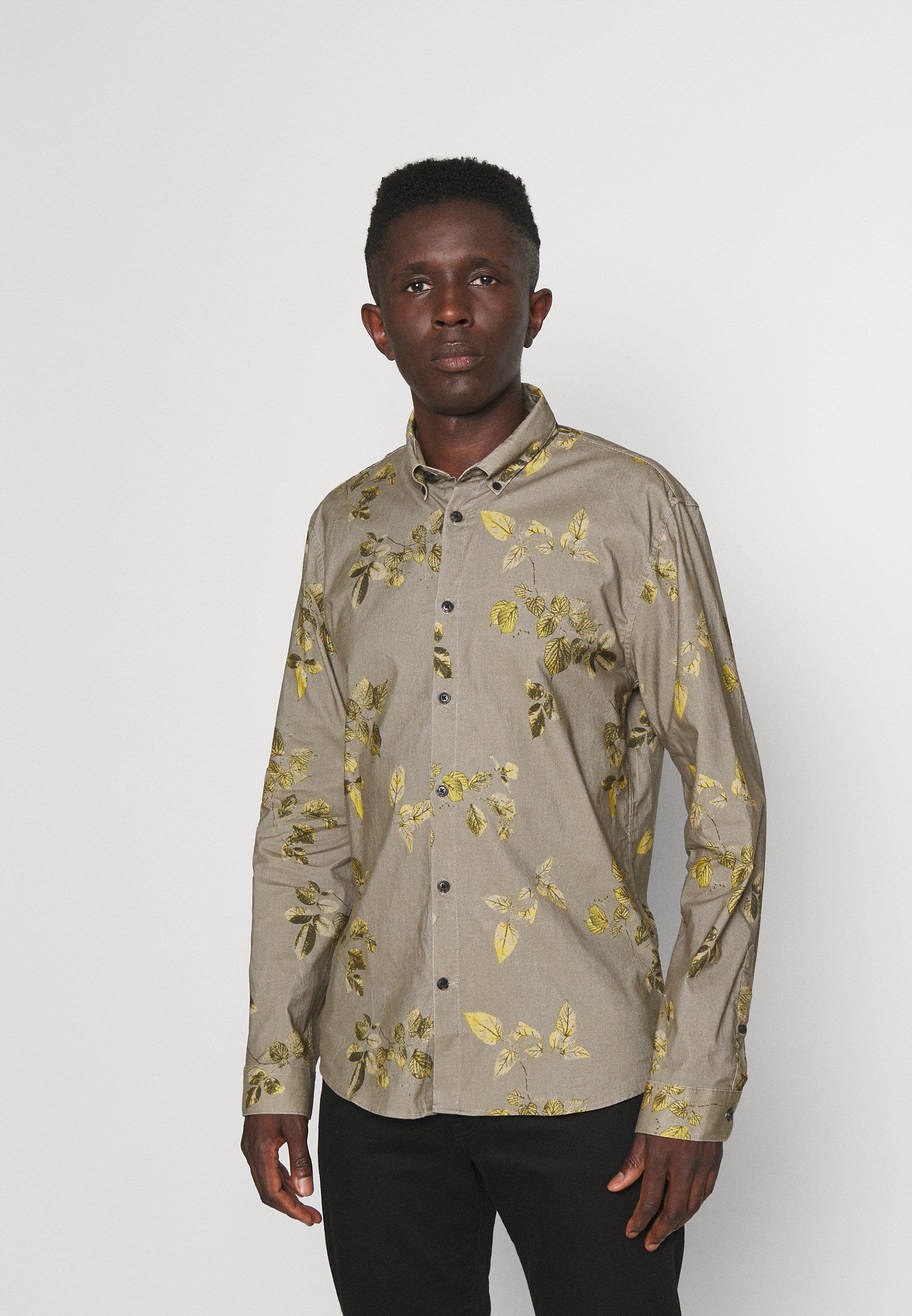 Uomo FINE CORDUROY SHIRT - Camicia