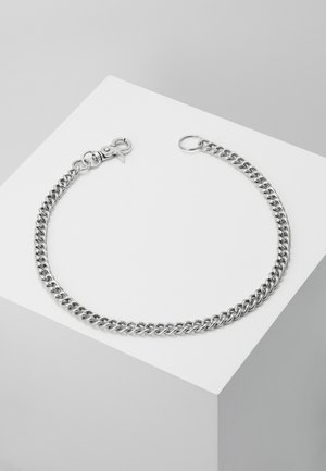 BANDIT JEAN CHAIN - Keyring - silver-coloured