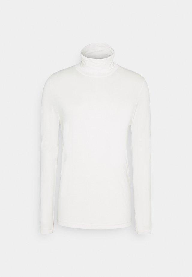 GABRIEL - T-shirt à manches longues - pure white