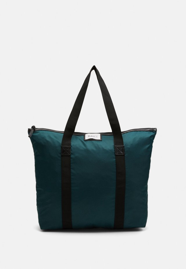 GWENETH - Shopping bags - deep teal green