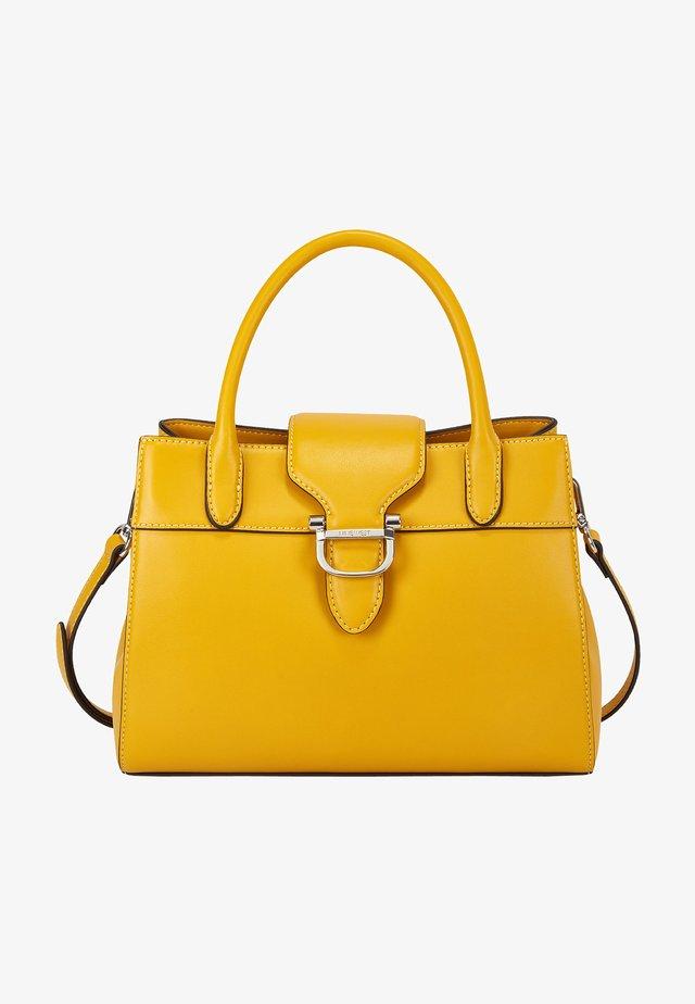Handbag - dark yellow