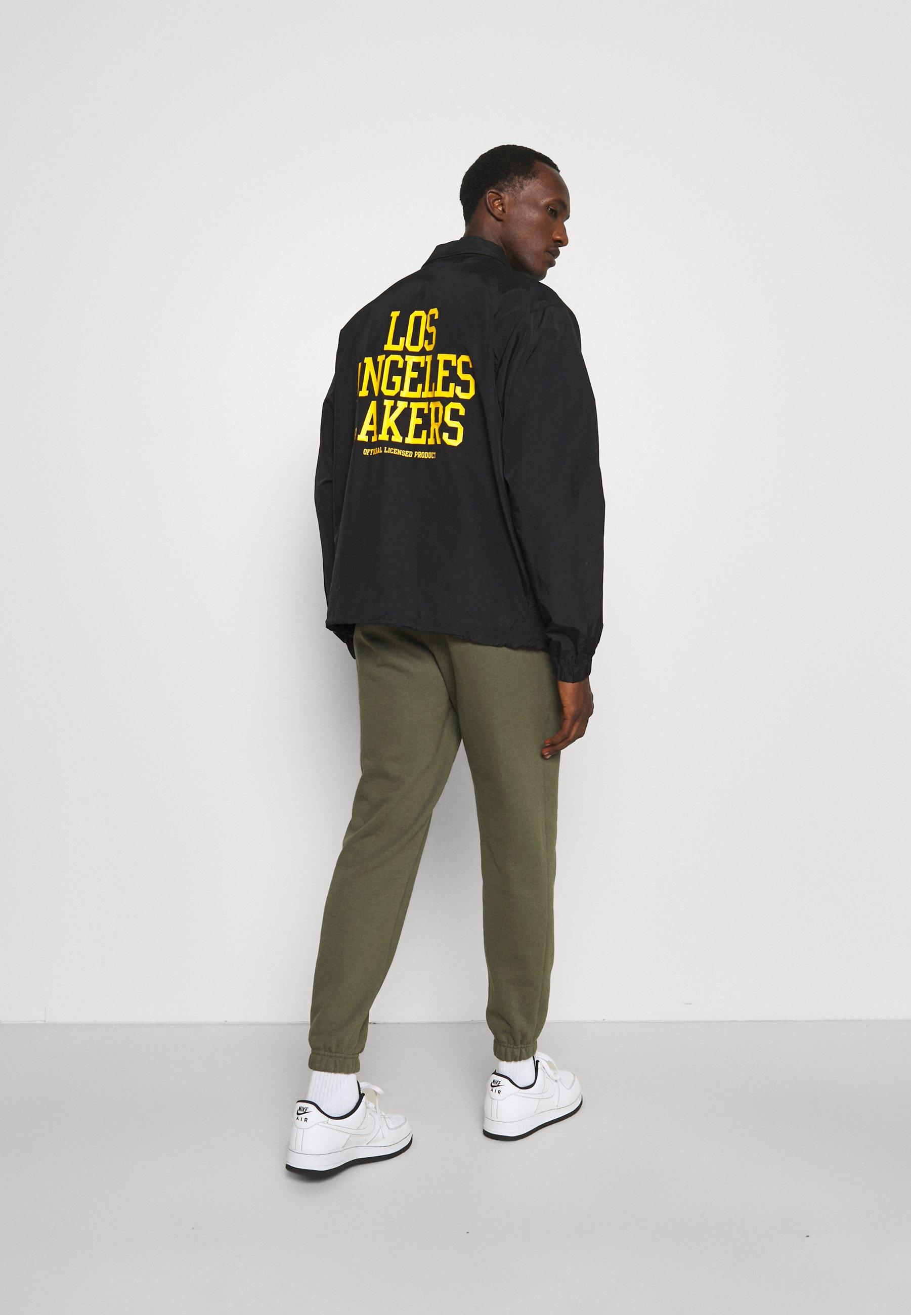 Men NBA LOS ANGELES LAKERS COACH JACKET - Club wear