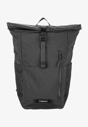DAYPACK TUCK ECO UNISEX - Backpack - eco black