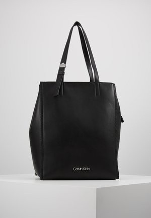 MELLOW TOTE - Handbag - black