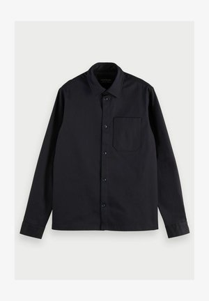 WORK WEAR-INSPIRED TWILL - Shirt - night