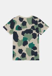 Lindex - MINI - T-shirt print - light beige - 1