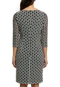 Esprit Collection - Shift dress - black - 5