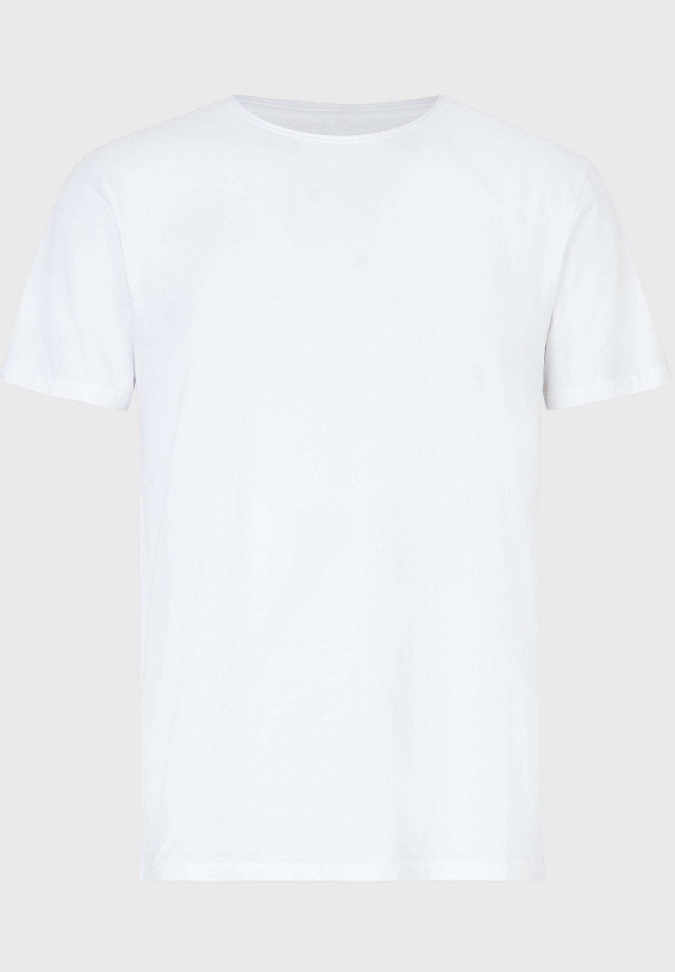 Allsaints Crew - T-shirt Basic White