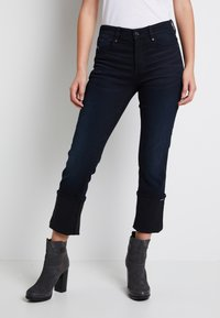 G-Star - NOXER STRAIGHT - Straight leg jeans - worn in blue storm - 0