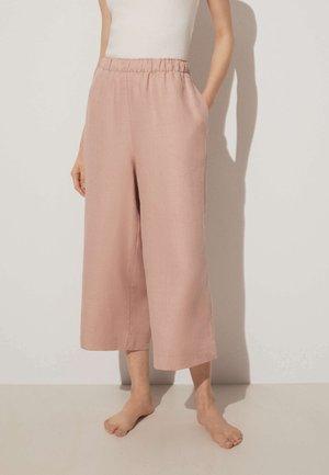 WAFFLE  - Pyjama bottoms - light pink