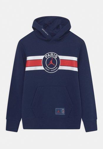 PARIS SAINT-GERMAIN HOODIE - Club wear - midnight navy