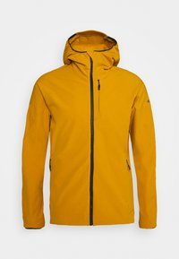 adidas Performance - Soft shell jacket - gold - 4