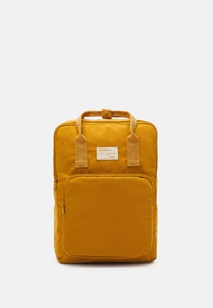 BACKPACK - Rucksack - dark yellow