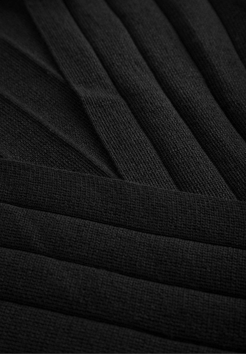 ORSAY Strickkleid - schwarz Ku9Jqx