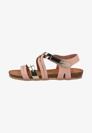 Sandaler - plating phard