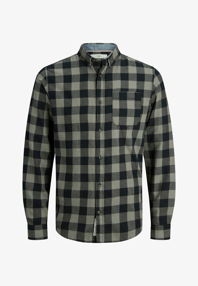 PKTDEK GRAHAM - Camisa - gunmetal