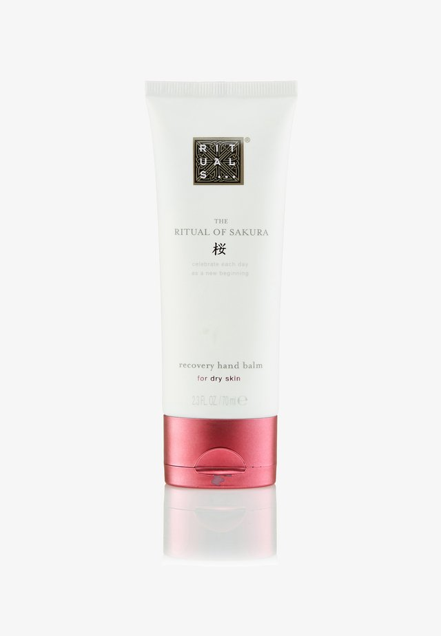 THE RITUAL OF SAKURA HAND BALM - Hand cream - -