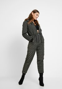ONLY - ONLLAURA ONE PIECE - Jumpsuit - beluga - 0