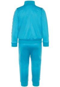 Nike Sportswear - BLOCK TAPING TRICOT BABY SET - Träningsset - laser blue - 1