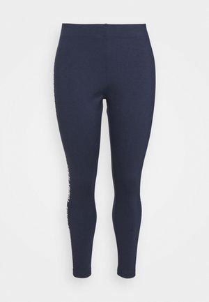 TAPE - Leggings - Trousers - twilight navy